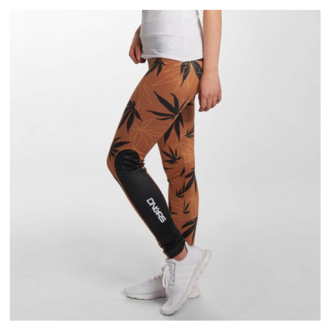 Dangerous DNGRS / Legging/Tregging Weedo in brown