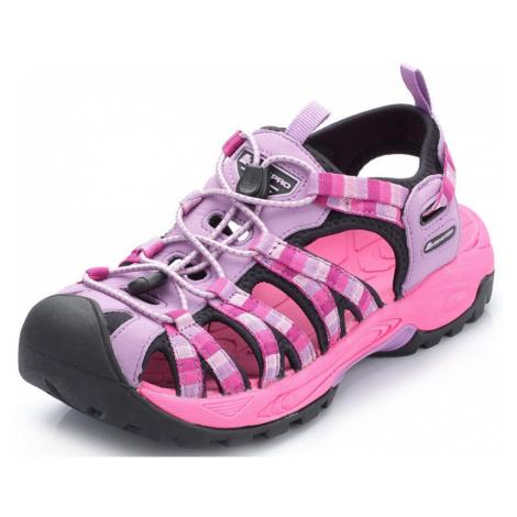 UNI obuv Alpine Pro LANCASTER - růžová