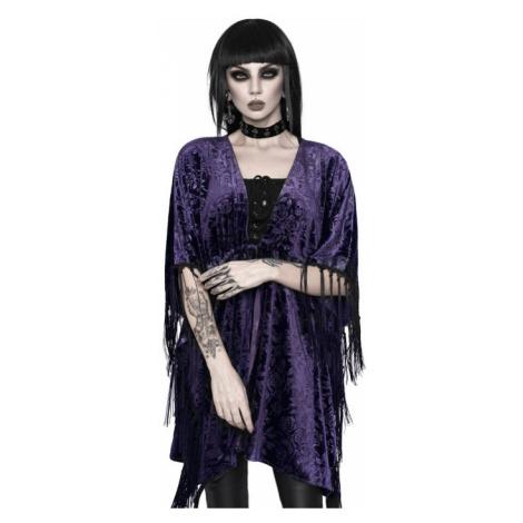 KILLSTAR Fang Velvet Kimono