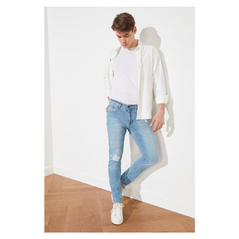 Trendyol Normal Belli Skinny Fit Jeans