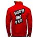 Červená pánská džínová bunda Bolf XSF78204