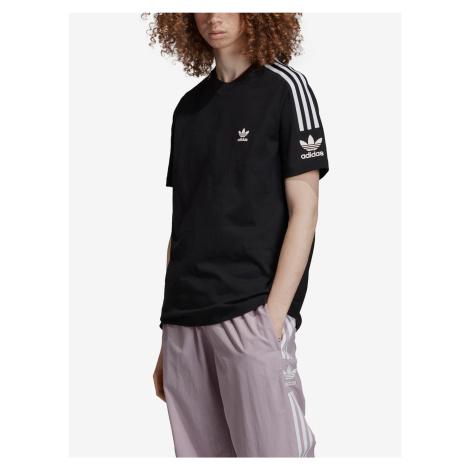 Tričko adidas Originals Tech Tee Černá