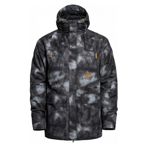 Bunda Horsefeathers Thorn gray camo