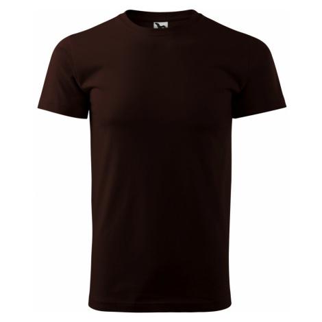 Malfini Basic Unisex triko 12927 kávová