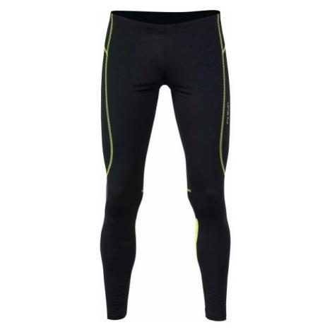Axis RUN KALHOTY DLOUHÉ černá - Pánské běžecké kalhoty