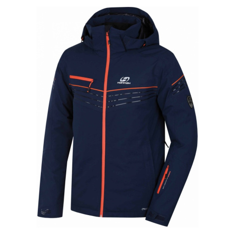 HANNAH KIAN Pánská lyžařská bunda 10000003HHX01 Midnight navy