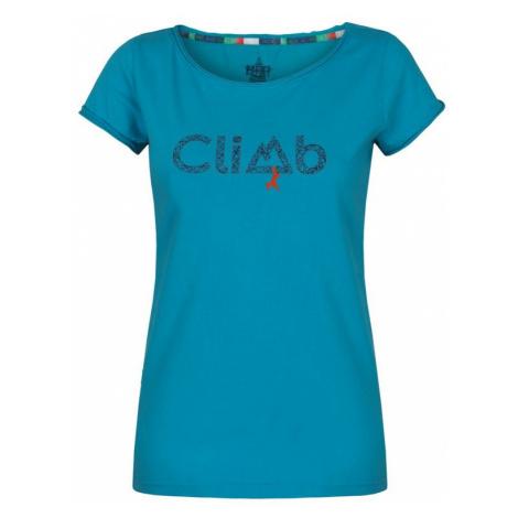 Dámské tričko Rafiki Jay bluebird