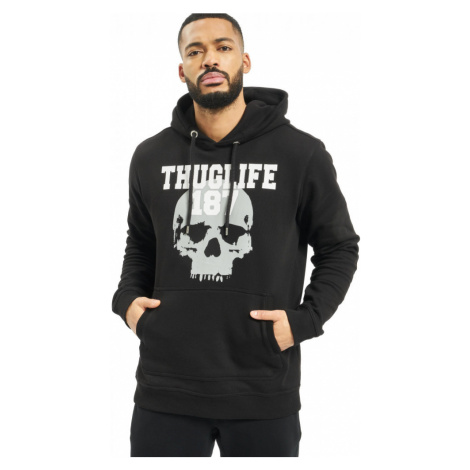 Thug Life / Hoodie Stay True in black