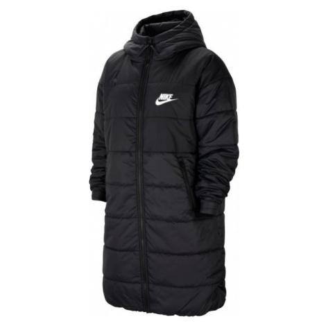 Nike NSW CORE SYN PARKA W černá - Dámská parka