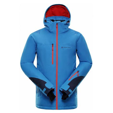 Pánská lyžařská bunda Alpine Pro MIKAER 2 - modrá
