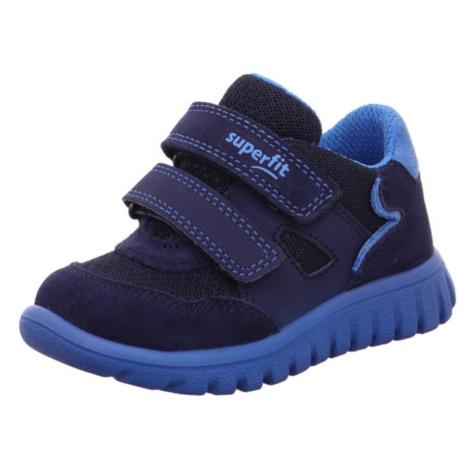 dětská celoroční obuv SPORT7 MINI, Superfit, 1-006191-8000, modrá