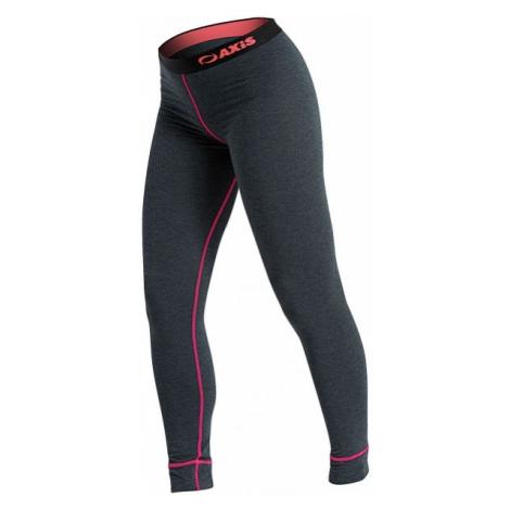 Axis COOLMAX KALHOTY šedá - Dámské termo kalhoty