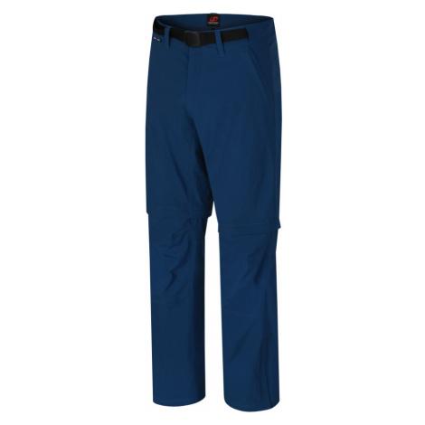 HANNAH THUMBLE Pánské kalhoty - odepínací 10002805HHX01 Moroccan blue