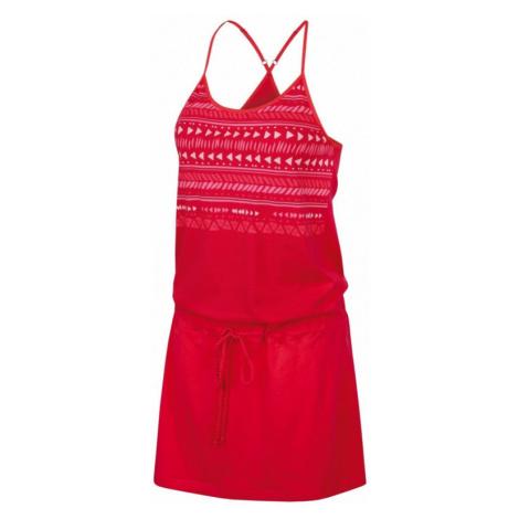 Šaty HANNAH Moschino virtual pink
