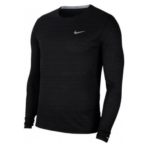 Nike DRI-FIT MILER - Pánské běžecké triko s dlouhým rukávem