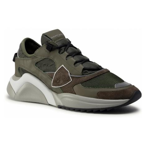 Sneakersy PHILIPPE MODEL - Mondial EZLU WK08 Militare