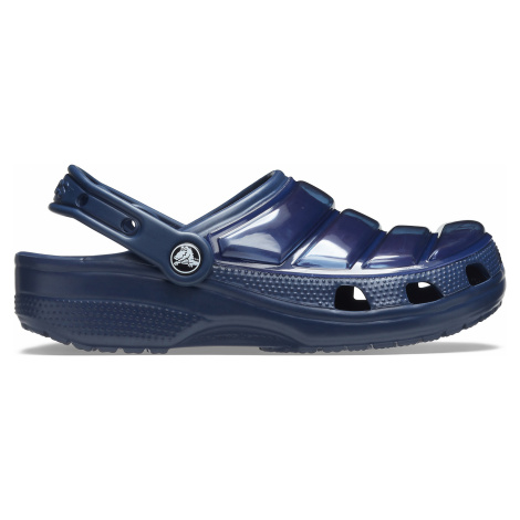 Crocs Classic Neo Puff Clog Navy