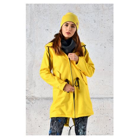 Nessi Bunda Parka s membránou PRSL-11X1 Mirage Yellow