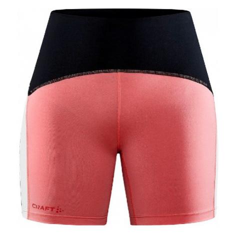 Dámské krátké kalhoty CRAFT PRO Hypervent Short Tights Black