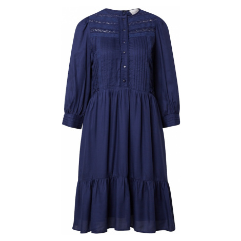 Maison 123 Košilové šaty 'LIESSE' marine modrá