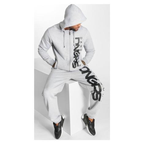 Tepláková souprava Dangerous DNGRS / Suits Classic in grey