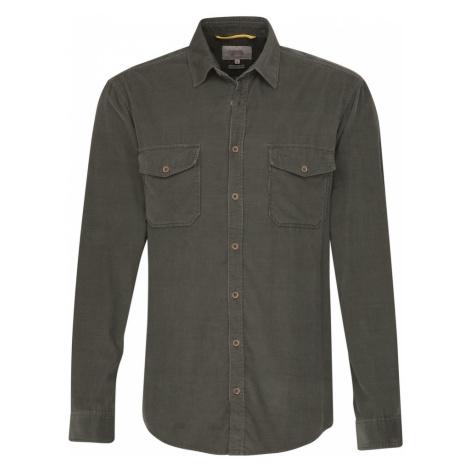 Košile Camel Active Tim Kent 1/1 - Zelená