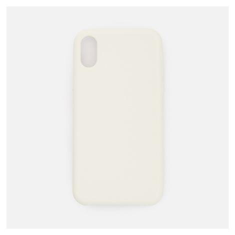 Reserved - Pouzdro na iPhone 7, 8 a X - Krémová