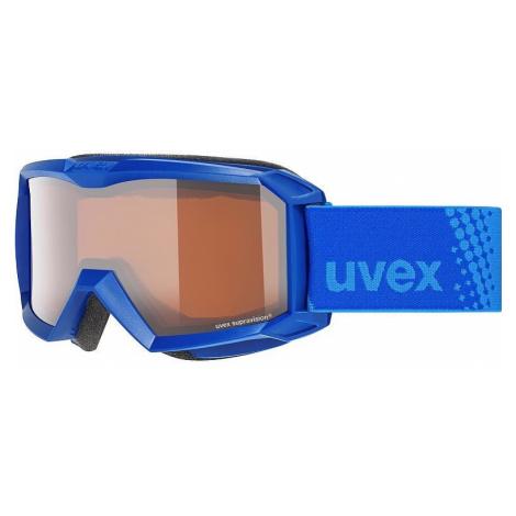 Dětské lyžařské brýle Uvex Flizz LG Barva obrouček: modrá