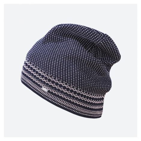 Kama pletená Merino čepice A149 108