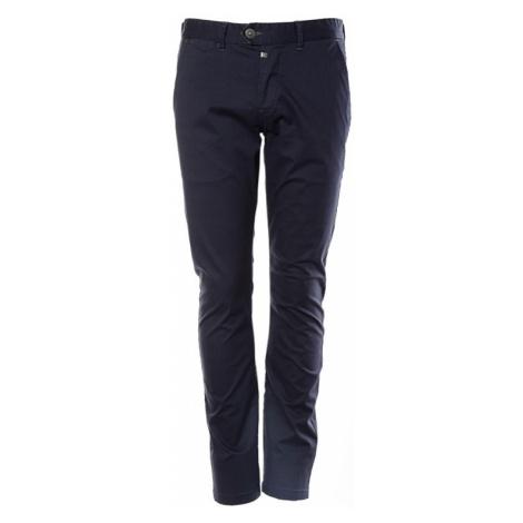 Kalhoty Timezone Slim Janno Chino pánské tmavě modré