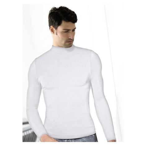 Pánské triko bezešvé T-shirt lupetto manica lunga Intimidea