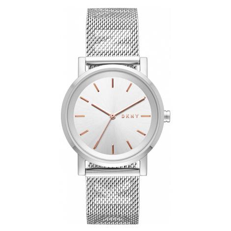 -15 % Hodinky DKNY - Soho NY2620 Silver Silver 7219c324f7