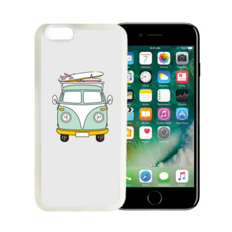 iPhone 7/8 kryt gumový soft Camper Van