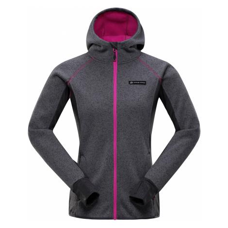 Dámský svetr Alpine Pro TOFANA 4 - šedá
