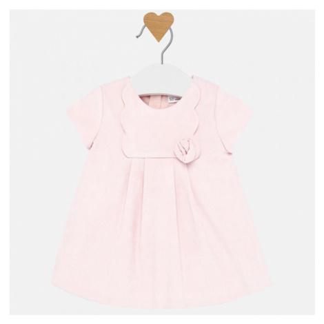 Dívčí šaty Mayoral 2824   růžová