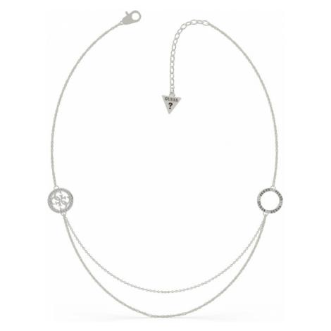Guess dámský stříbrný náhrdelník