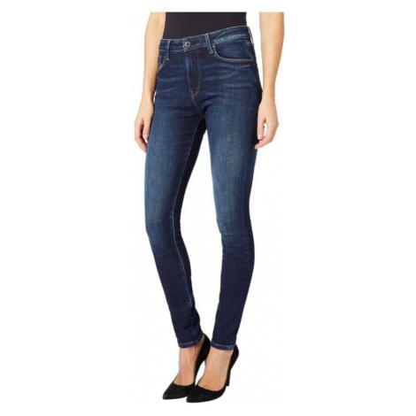 Pepe Jeans Pepe Jeans dámské tmavě modré džíny PIXIE