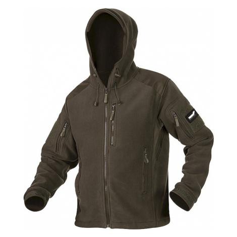 Fleecová bunda Texar® Husky - oliv