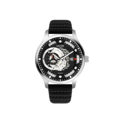 Pánské hodinky s.Oliver SO-3941-LA
