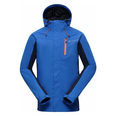Pánská bunda Alpine Pro WINTON - modrá