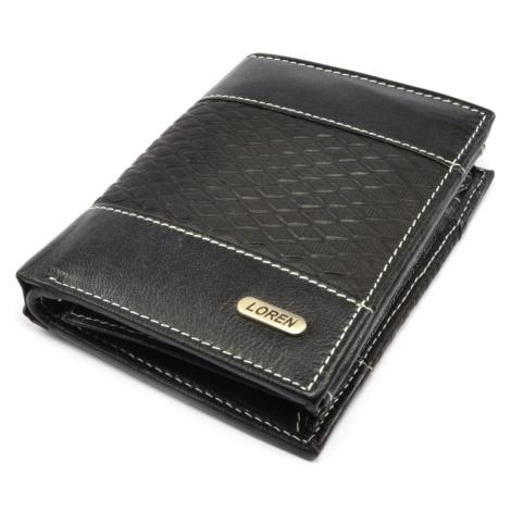 Velká pánská kožená peněženka Loren