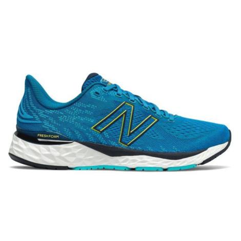 Běžecká obuv New Balance Fresh Foam 880v11 Modrá