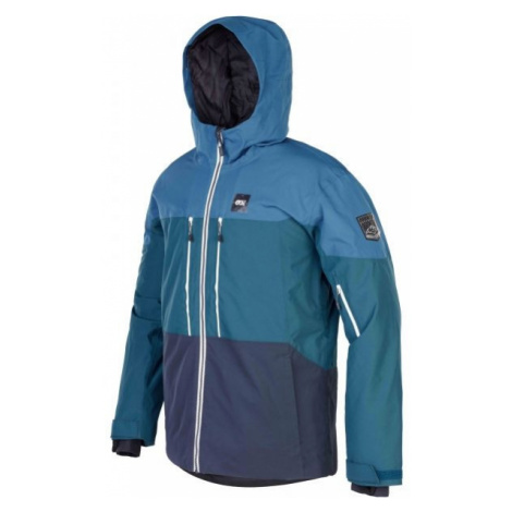 Picture OBJECT modrá - Pánská zimní bunda