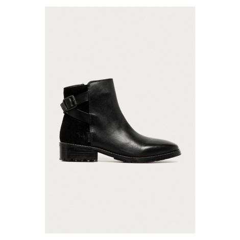 Levi's - Kožené kotníkové boty Levi´s