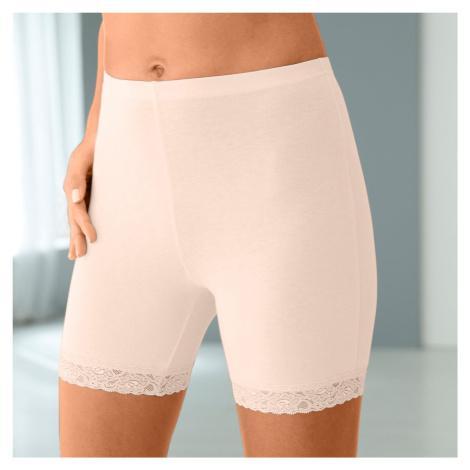 Blancheporte Kalhotky panty, sada 2 ks tělová