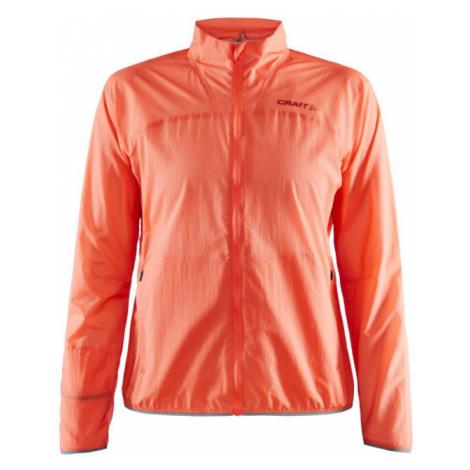 Dámská bunda CRAFT Vent Pack oranžová