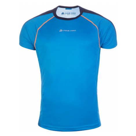 Pánské triko Alpine Pro DIEGO 2 - modrá