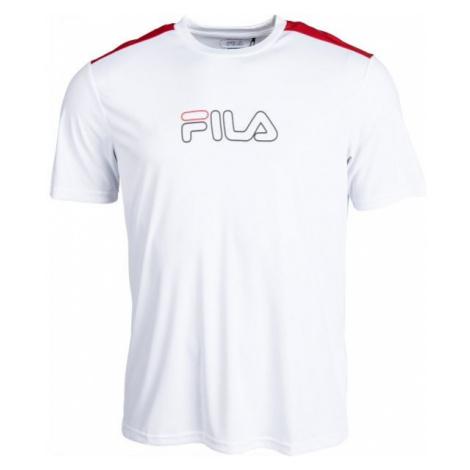 Fila EROL TEE bílá - Pánské triko