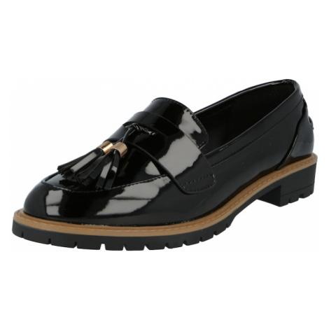 NEW LOOK Slipper černá