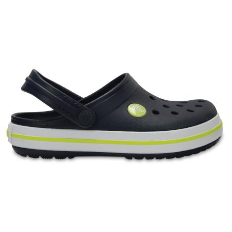 Crocs Crocband Clog K Navy/Citrus C8
